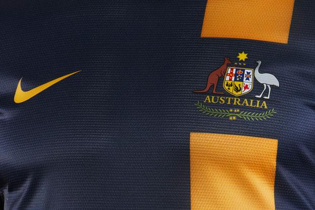 9e6d467c49c New Socceroos away kit revealed