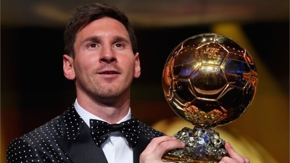 The best in the world. For the fourth time. (Photo: FIFA.com)