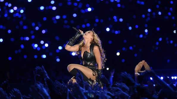 Best Superbowl halftime show ever? Some of our crew certainly think so.